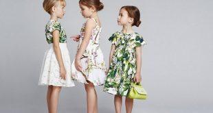 Mách mẹ bí quyết chọn váy cho bé khi diện vào mùa xuân