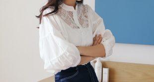Một số kiểu áo sơ mi nữ mới lạ cho các nàng công sở