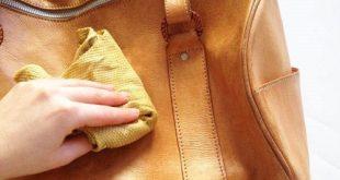 Mẹo làm sạch túi xách da sáng bóng rất hữu ích cho nàng