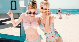 Một số mẫu bikini đẹp cho nàng thêm cuốn hút trong hè này