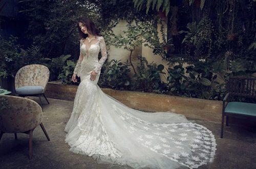 Một số mẫu váy cưới đẹp nhất cho bạn trong năm nay