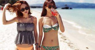 Các mẫu phụ kiện kính mắt hấp dẫn cho bạn khi đi biển