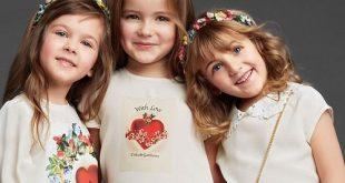 Thời trang trẻ em xinh xắn cho nàng công chúa nhỏ của bạn