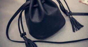 Túi xách bucket bag cho nàng bận rộn thêm phần cá tính