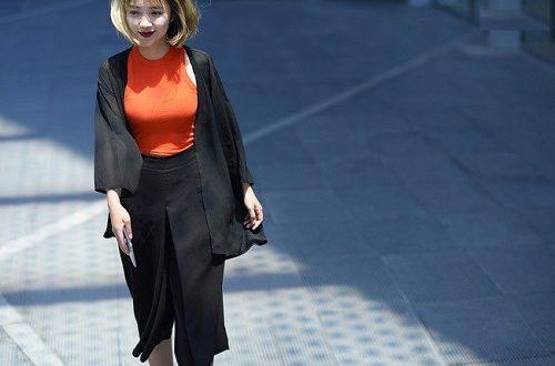 Những gợi ý về phong cách thời trang cho nàng ngày cuối hè