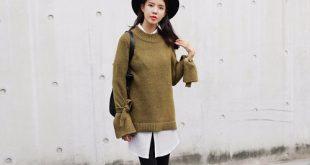 Những mẫu áo len đẹp bạn nên lựa chọn cho mùa đông này