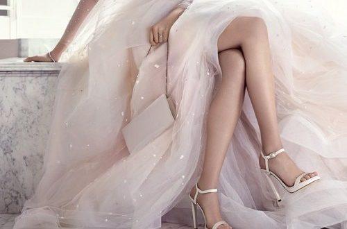 Những mẫu giày cưới đẹp cho nàng trong mùa cưới năm 2017 này