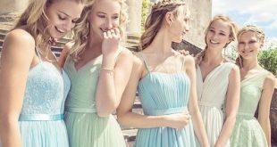 Những mẫu váy phù dâu đẹp cho mùa cưới năm 2017 này